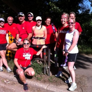 Mad Hatters Running Club 2012